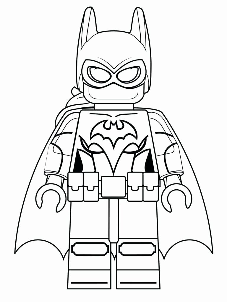 Coloring Pages Cartoon Characters Elegant Lego Spiderman ...