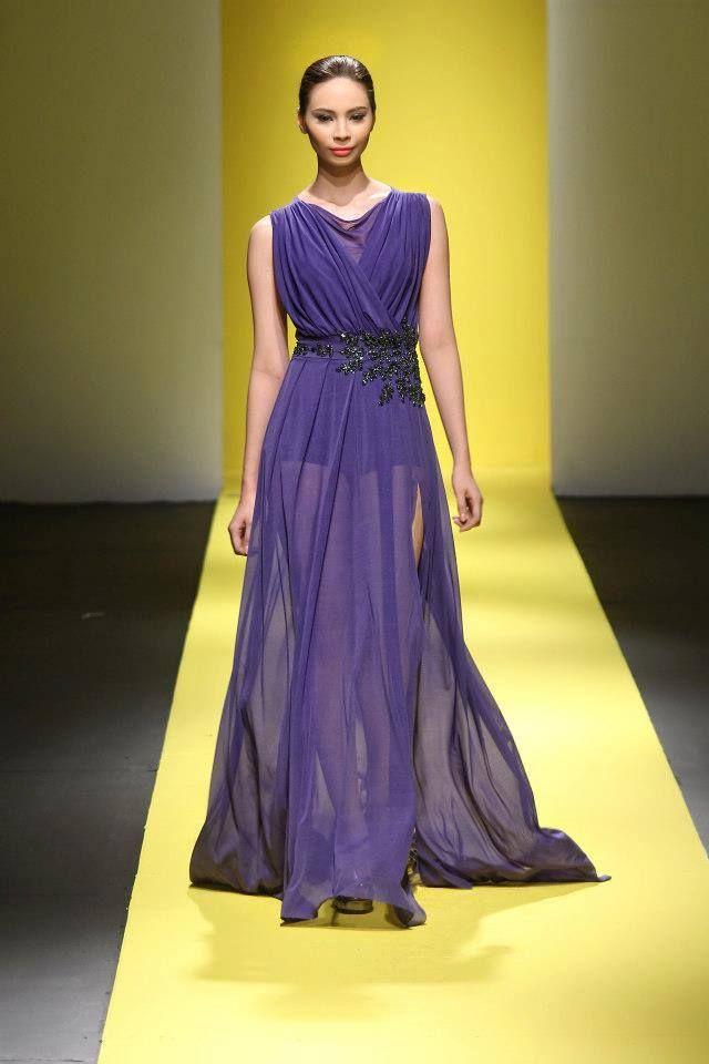 Goddess   Design by Gil Macaibay III Fashion Studio [www.kasal.com]