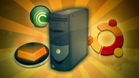 Crear un servidor de stream, backup, almacenamiento, bit-torrent Con un ordenador viejo
