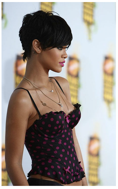 Rihanna Short Hair Rihanna Hairstyles Rihanna Short Hair Rihanna Haircut