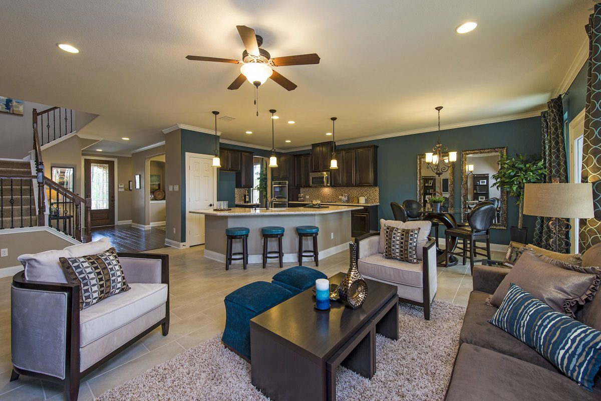 Model homes in austin texas