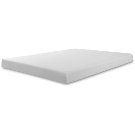 Spa Sensations 6 Memory Foam Mattress Multiple Sizes White