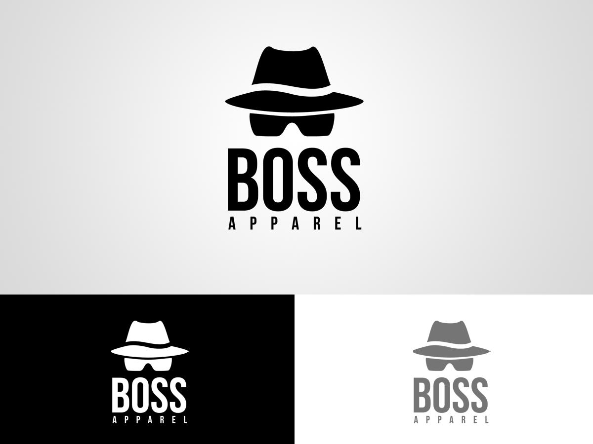Logo Design For Boss Apparel By Fresti Design 4572169 Shop Logo Design Logo Design Shop Logo