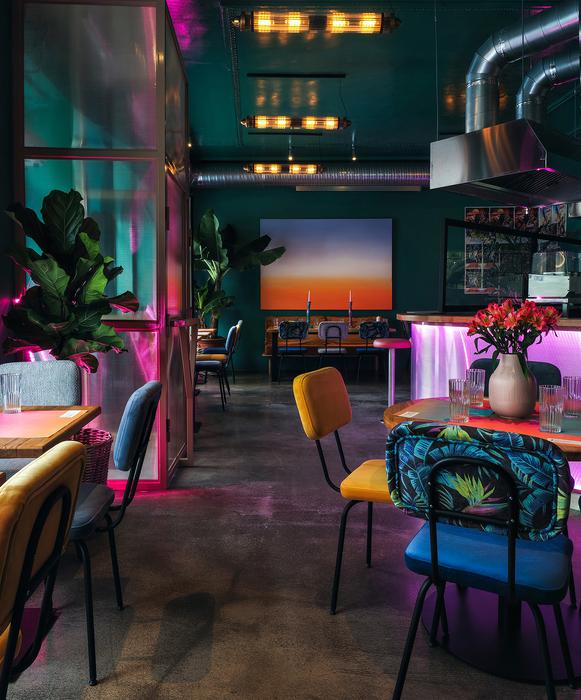 Yoda Saint Petersburg Russian Federation 2019 Restaurant Bar Design Awards Luxury Restaurant Interior Restaurant Interior Design Eclectic Restaurant