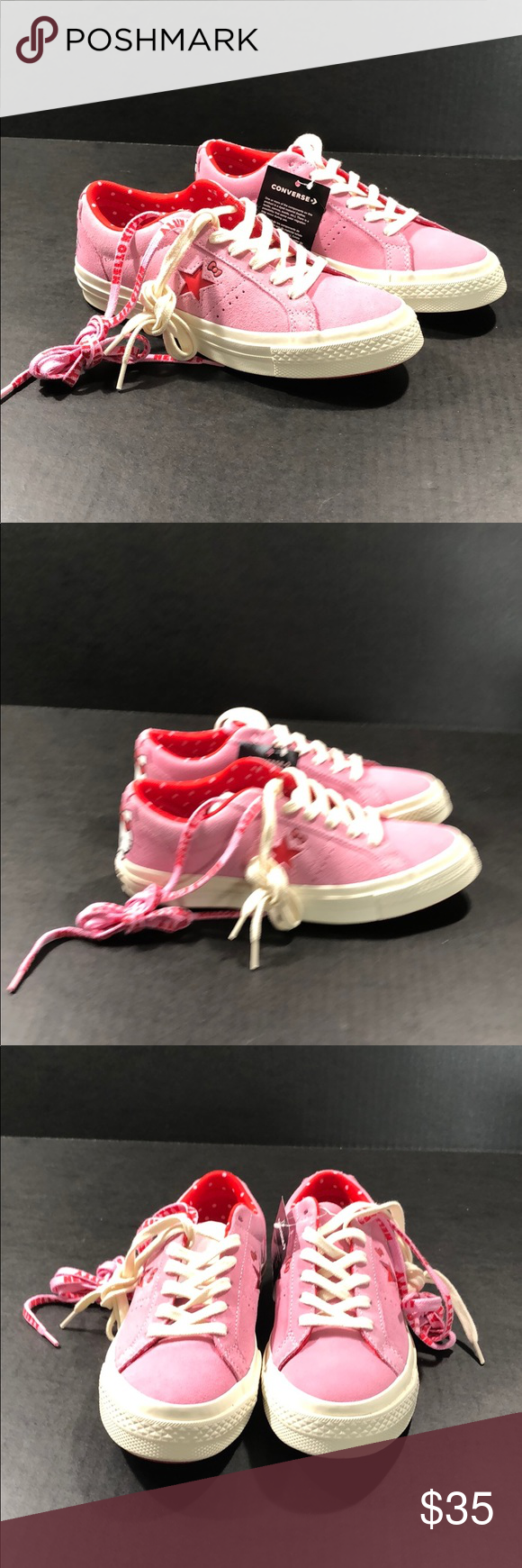 Converse Hello Kitty one star ox 162939C NWT | One star