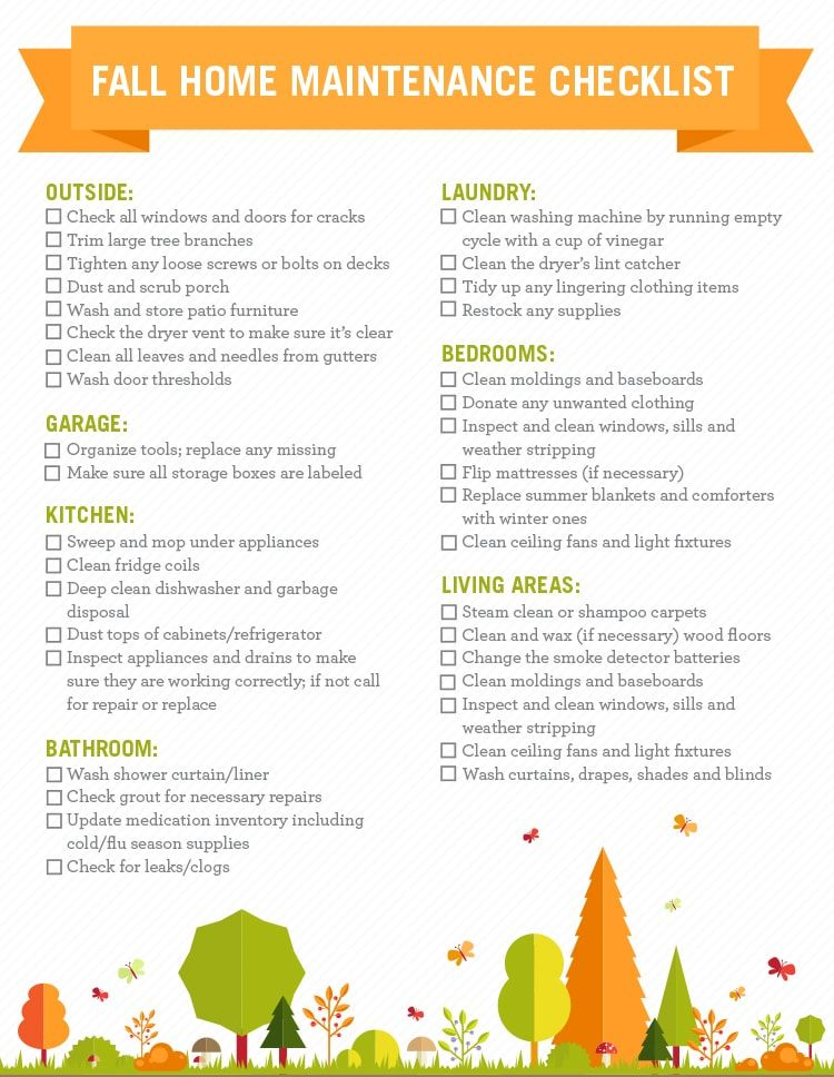 Fall Home Maintenance Checklist Tips For Prioritizing Home Maintenance Tasks Delta Faucet Home Maintenance Checklist Home Maintenance Maintenance Checklist