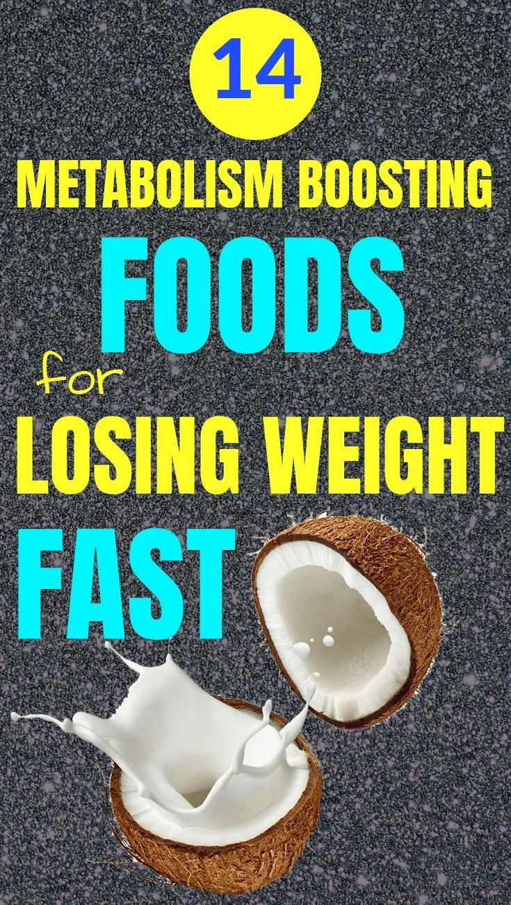 The 14 best metabolism boosting foods for losing weight