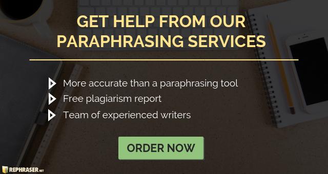 Professional Rephrase Tool Sentence Paragraph Plagiarism Engineering Paraphrasing