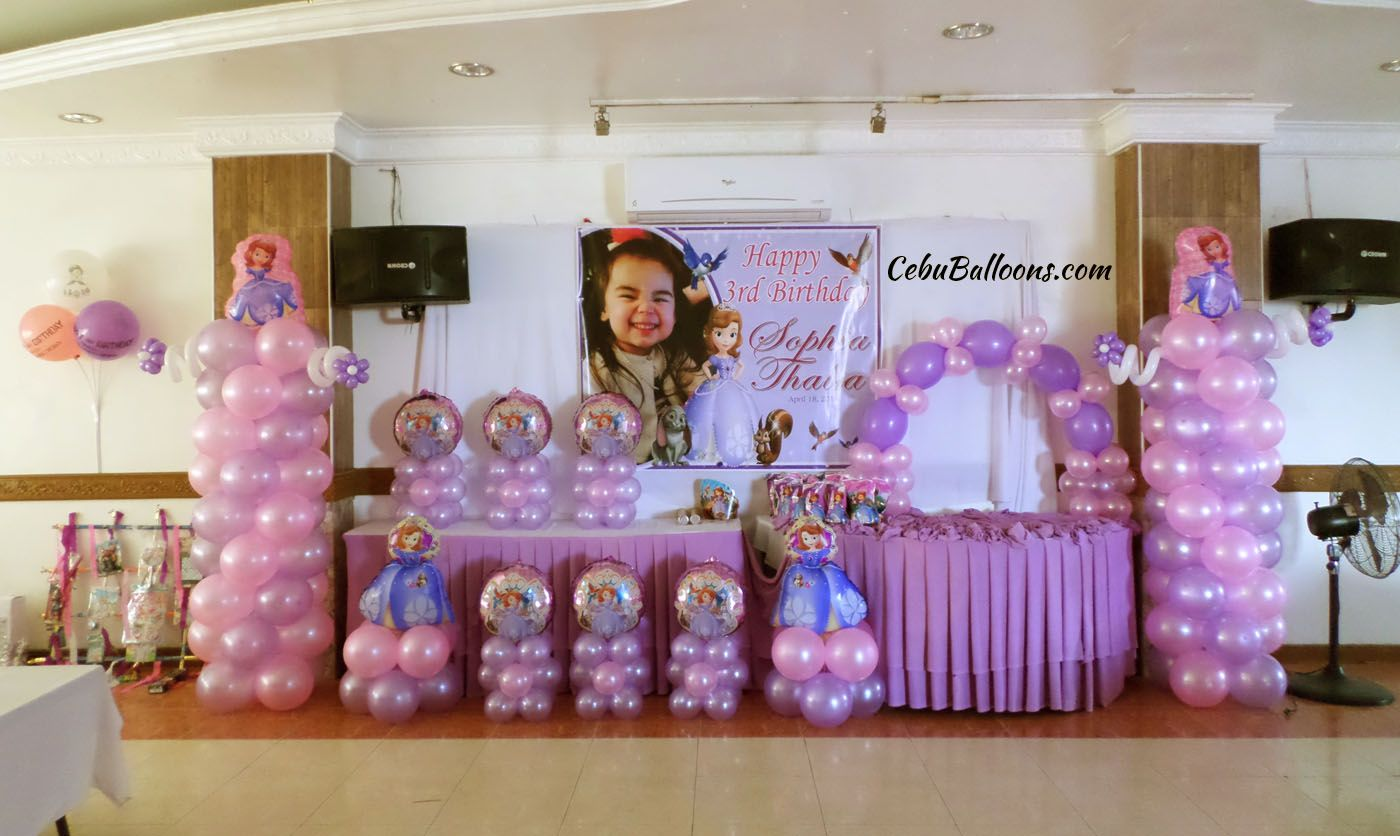 Sofia-the-first-Decor-Party-Combo-Package-at-Maria-Lina.jpg (1400 ...