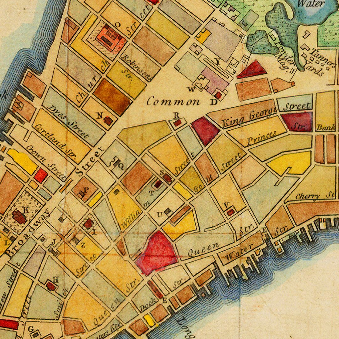 City Plan of New York, 1776, Revolutionary Era Map ... Map Of Poland on map of washington, map of rent, map of the civil war, map of broadway theatre, map of titanic, map of sunset boulevard, map of republic of rome, map of alexander the great, map of truman, map of independence hall, map of gettysburg, map of thomas jefferson, map of allegro, map of d-day, map of johnny tremain, map of greece, map of bonnie & clyde, map of memphis, map of gypsy, map of assassins,