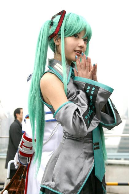 Cosplay Miku Cosplay Vocaloid Cosplay Japanese Fashion Trends