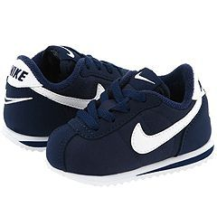 11ca44b2c70 Every Boricua has to have a pair of Nike cortez nylon in navy lol even if  my lil girl is only half.