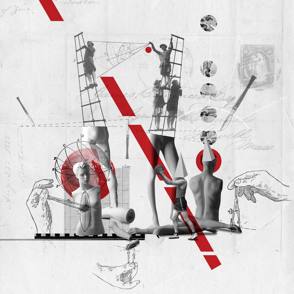 Kacper Kiec — Fantasmagorie (2014)