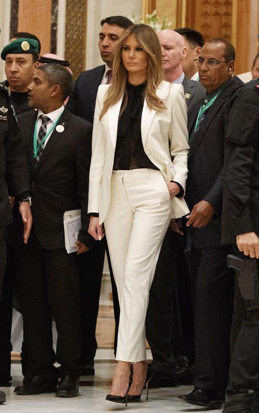 Melania e Ivanka Trump: duelo de estilo en su gira internacional
