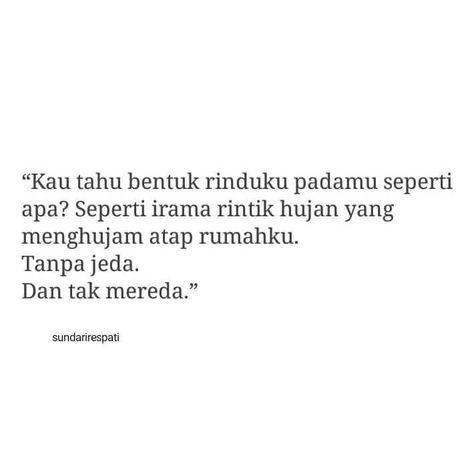 Best quotes indonesia hujan Ideas