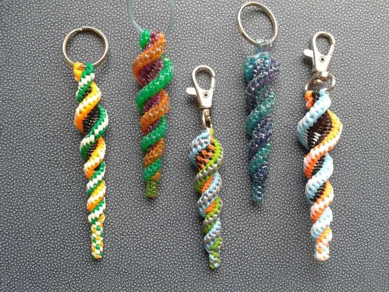 how to start a boondoggle keychain