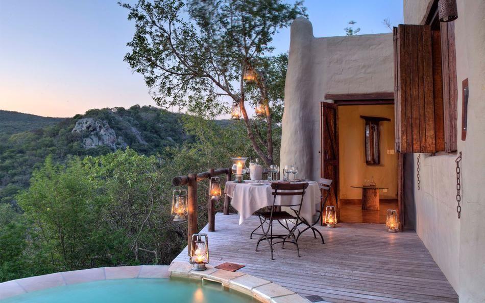 &Beyond Phinda Rock Lodge is a dream destination! Luxury