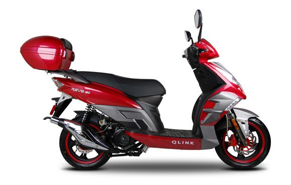 Fine Qlink Rave 150 Seat Height 30 7 Displacement 149 5 Cc Pabps2019 Chair Design Images Pabps2019Com
