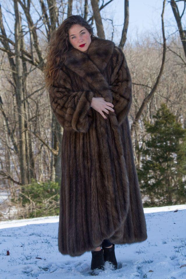Purposeful Mink Coat Coats, Jackets & Vests