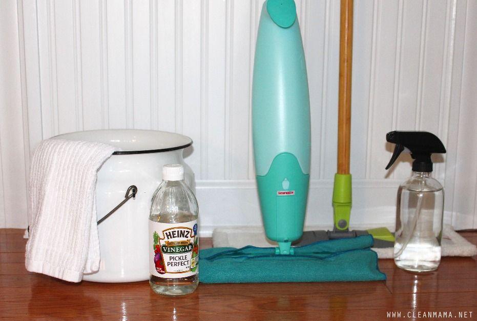 3 Ways to Clean Hardwood Floors with Vinegar Clean