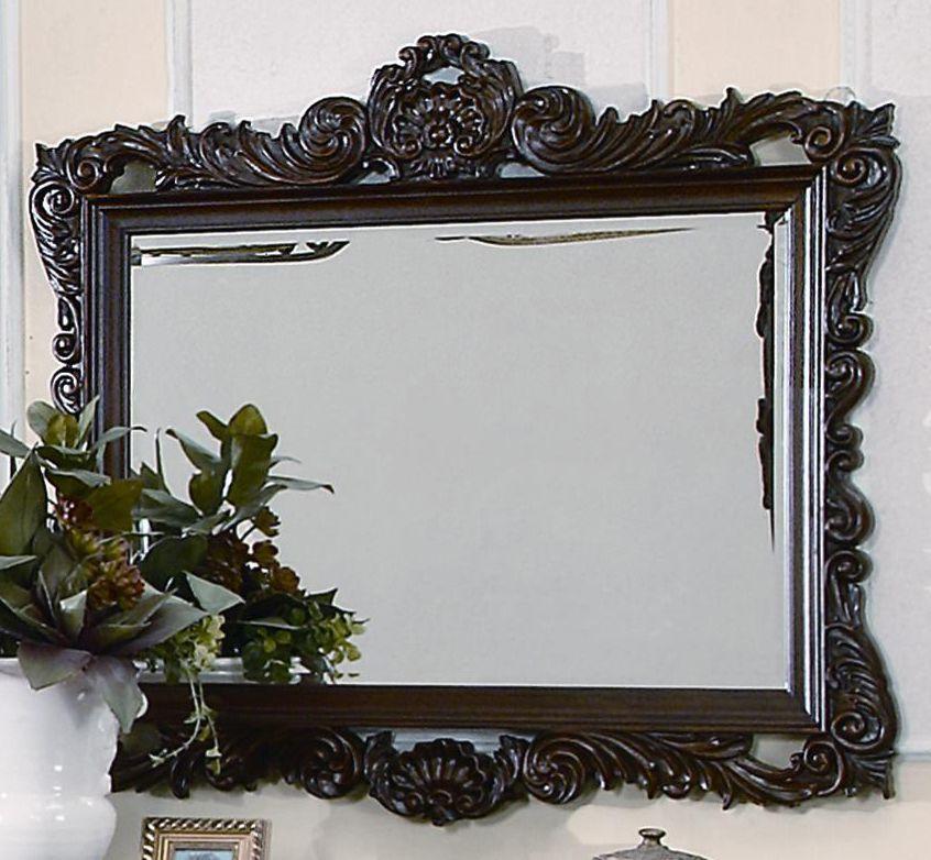 Calidonian Mirror in Cherry Finish