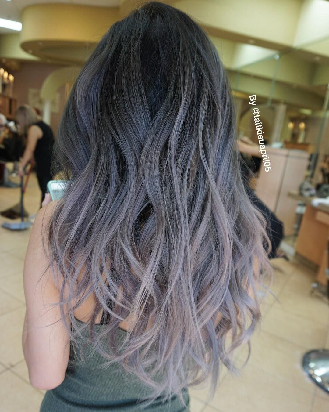 Lavender Olaplex Olaplex Hairslut Hairporn Hairstyle