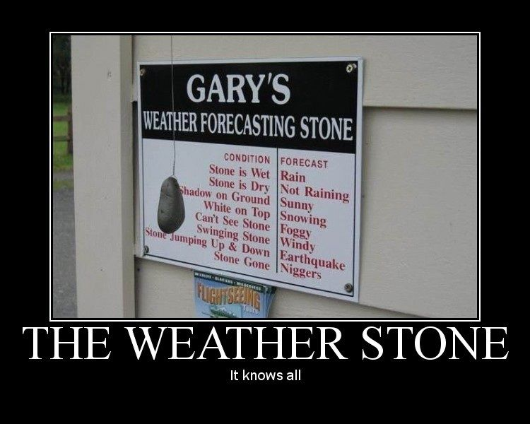 The stone never lies Funny weather, Weather rock, Funny