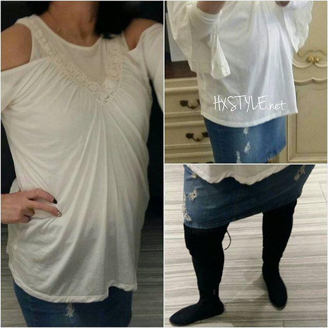 HYMY Kevät&Minä MUOTI Tyyli. Trendikäatä ja kivan näköistä, vai mitä? Tykkään käyttää hameita ja vaihdella vaatteita, housuja, paitoja, asusteita jne...Nähdään...HYMY #muoti #tyyli #muotiblogi #trendit #vaatteet #hame #blog #blog #tykkään #hymy @voguemagazine #fashion #world ❤⏰