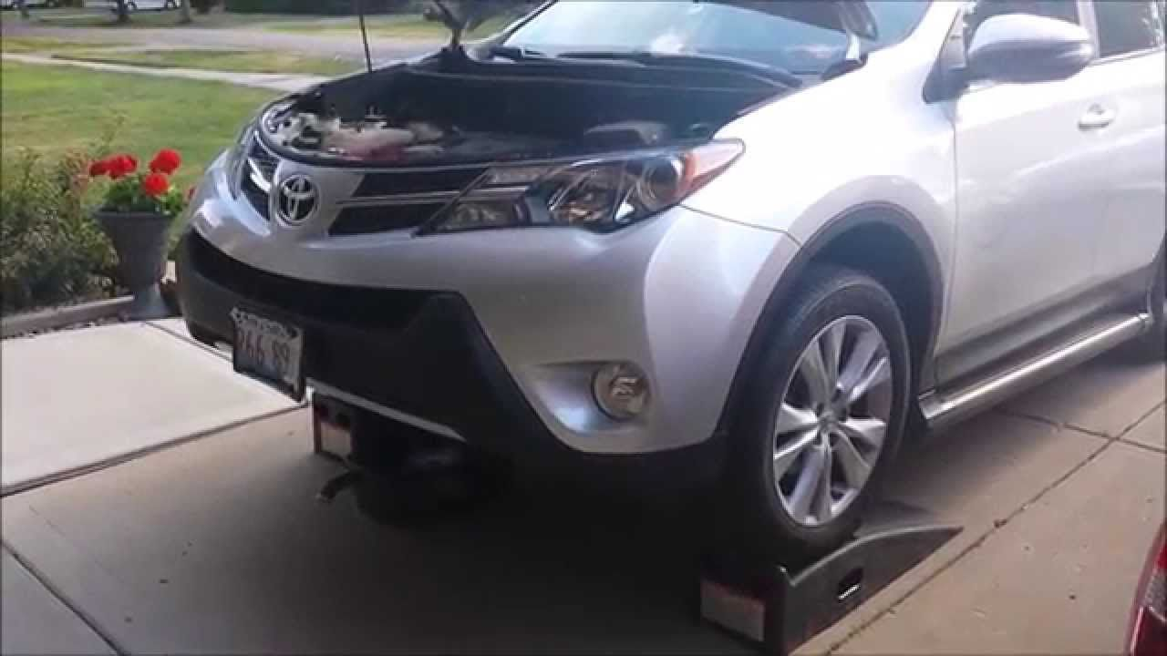 How to oil change toyota rav4 25l 4 cylinder 2013 2016 diy and how to oil change toyota rav4 25l 4 cylinder 2013 2016 diy and save solutioingenieria Gallery