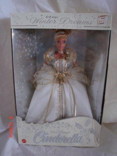 KB toys Winter Dreams Special Edition Walt Disney