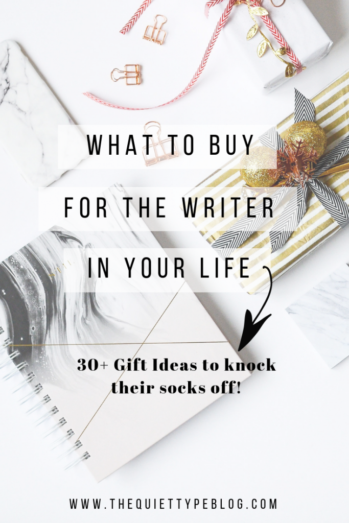 Wondering What Kind Of Gift To For The Freelance Writer In Your Life Check Out This List 30 Unique Ideas Giftsforwriters Giftguide