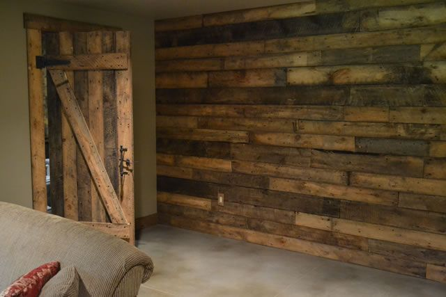 Reclaimed_pine_paneling_rough Walls Boat Pinterest Rustic. Reclaimed  Antique Grey Barn Wood ... - Reclaimed Barn Wood Paneling WB Designs