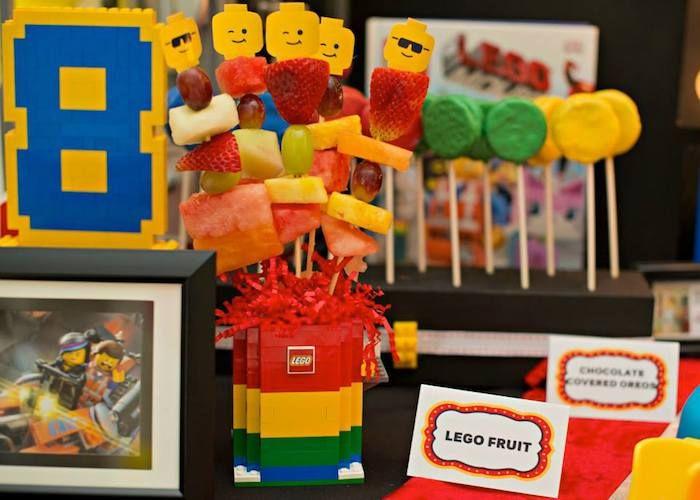 lego birthday decorating ideas lego The awesome Lego Man cake