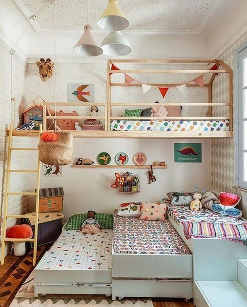48++ Childrens bedroom ideas for sharing ppdb 2021