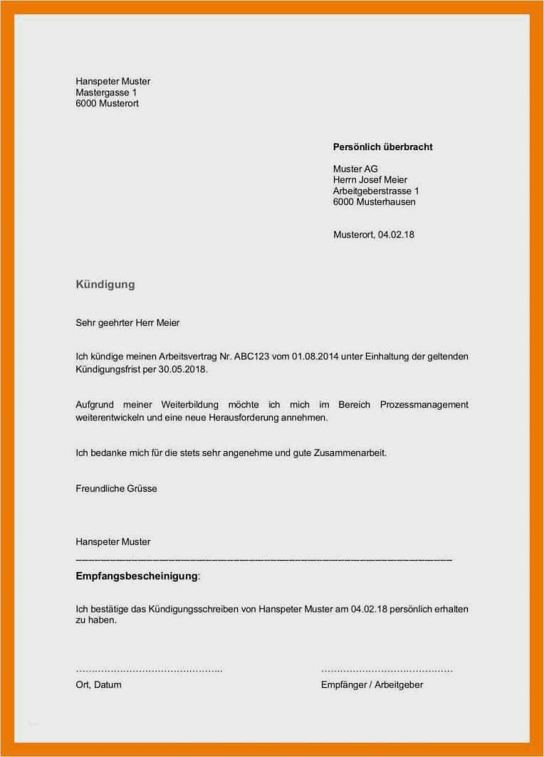 Pdf kündigung arbeitsvertrag muster kostenlos Kündigung Arbeitsvertrag:
