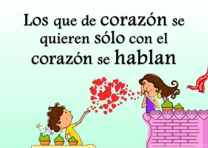 Frases De Amor Bonitas Y Románticas Con Imágenes Para: IMÁGENES DE AMOR ® : Fotos Con Frases De Amor Cortas