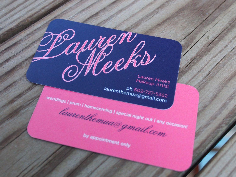 Elegant Name Modern Hair Stylist Business Card / Mommy Card ...