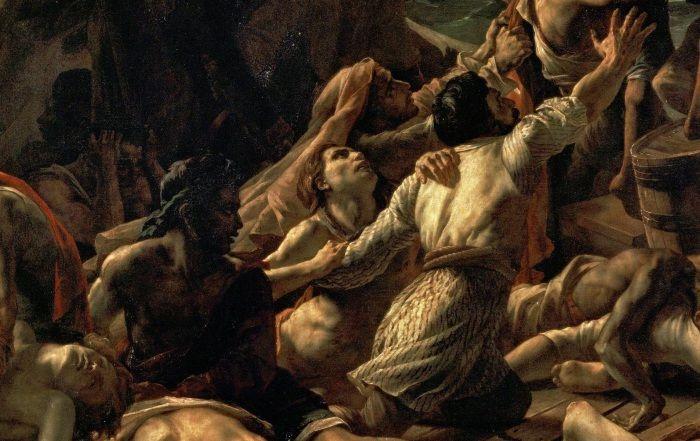 15 малоизвестных фактов о скандальной картине Теодора ...
