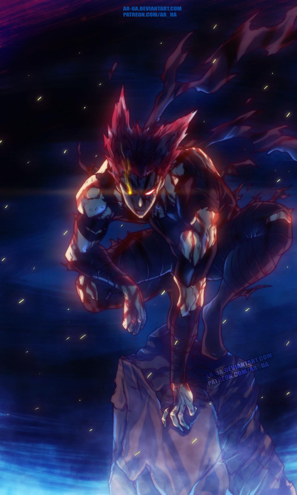 Garou One Punch Man Capítulo 133 Manga in 2020 One