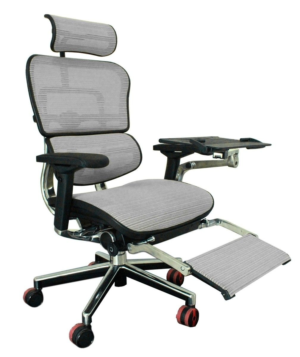 Ergonomic Office Chair With Leg Support