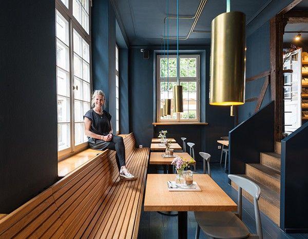 Cafe mit buchladen innendesign bilder  Heute in unserer eigenen, frisch renovierten Wohnung! Mit Sonder ...