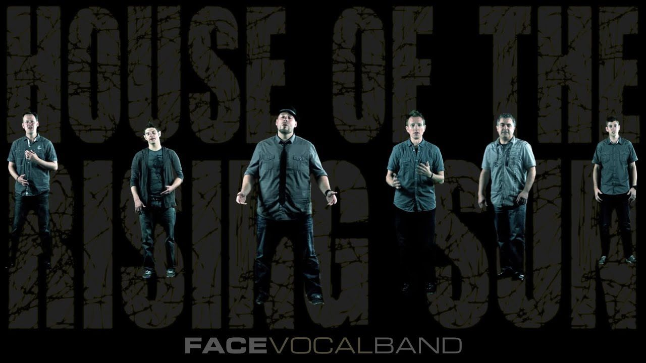 House Of The Rising Sun Face Vocal Band Cover With Images House Of The Rising Sun Vocal Sunrise