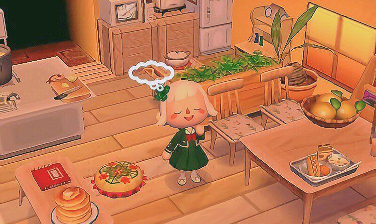 주방 털고가야지 동물의숲 튀동숲 Animalcrossing とび森 Acnl Animal Crossing Qr Animal Crossing Animals