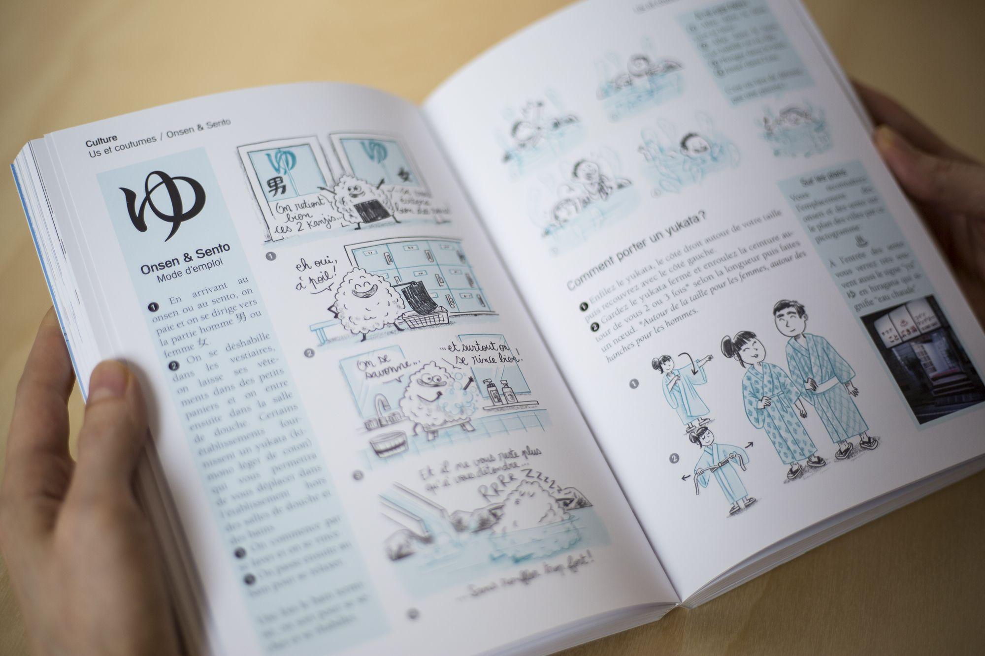 Kotchi kotchi Le guide du voyageur au Japon japan