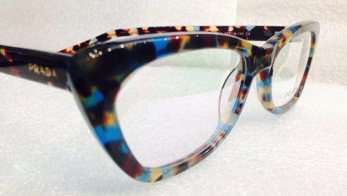 fceb7915d Armação Óculos Prada 3 Cores | óculos | Armações de óculos, Óculos e ...