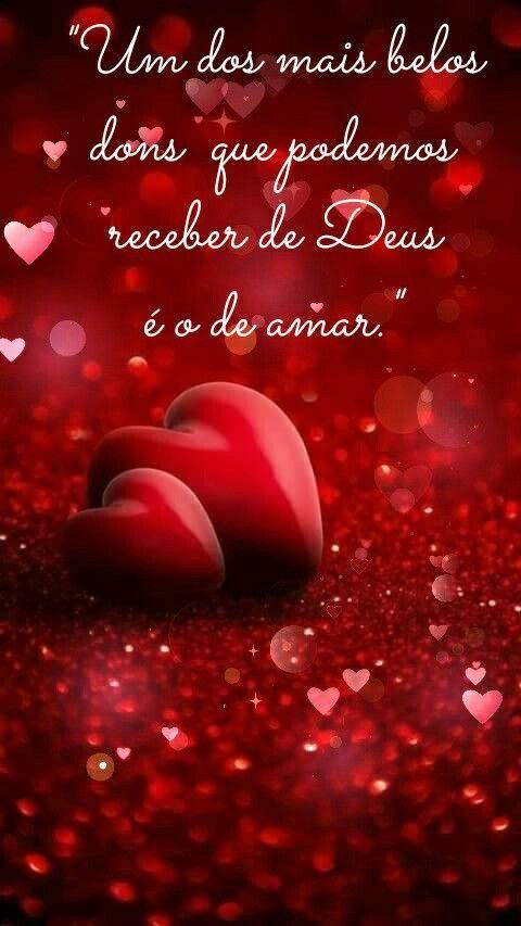 Meú Amor Minha Vida Paz E Amor Love Frases E Amor