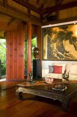 Thai home interior design