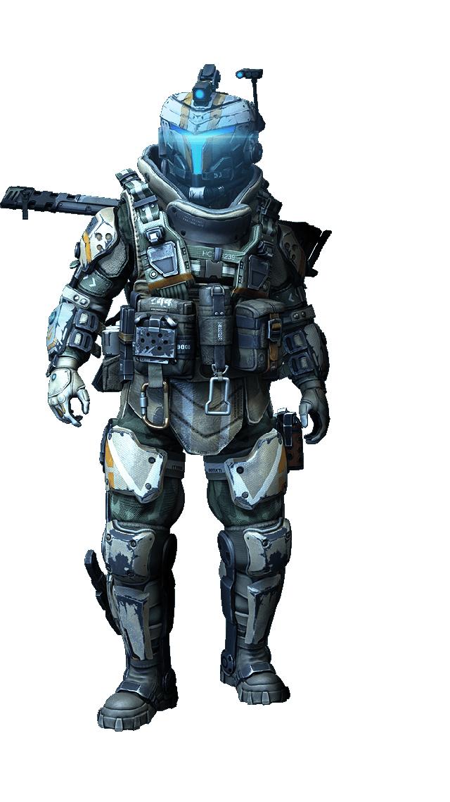 Titanfall Female Pilot Armor | www.pixshark.com - Images ...