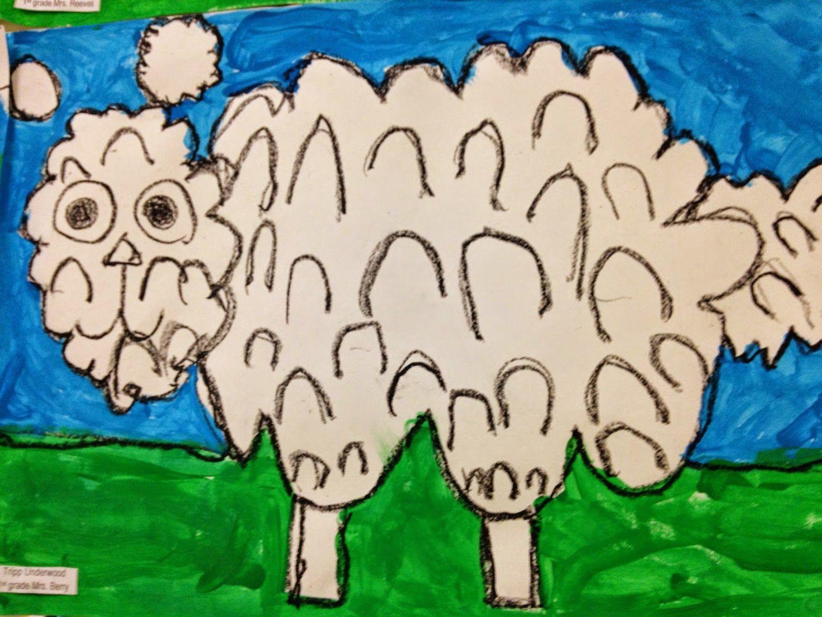 Elementary 2 Elderly Art