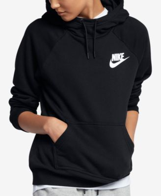 Nike Sportswear Fleece Rally Hoodie   macys.com   Hoodies ...